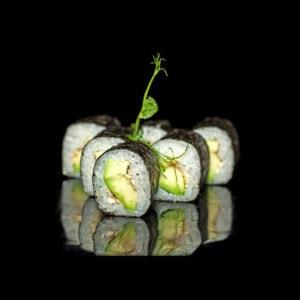 авокадо макі