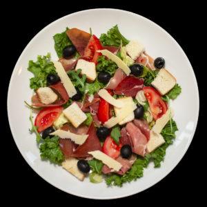 Салат з прошуто