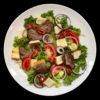 Салат з яловичиною