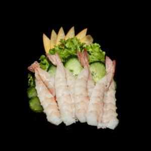 Сашимі креветка