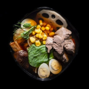 Рамен з яловичиною